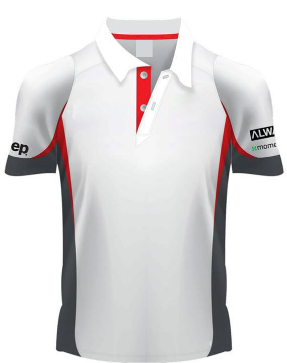 wholesale profession custom polo t-shirt white color