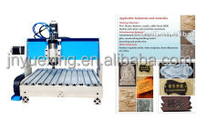 3d cnc laser engraving/cutting machine price desktop fiber laser marking machine XC-D3040