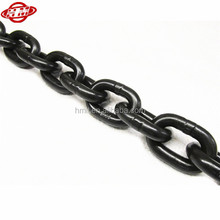 EN818-2 6mm black alloy steel grade 80 lifting chain manufacturers