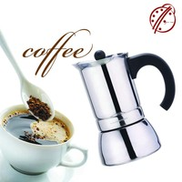 OEM Customized Italian espresso coffee maker parts with function