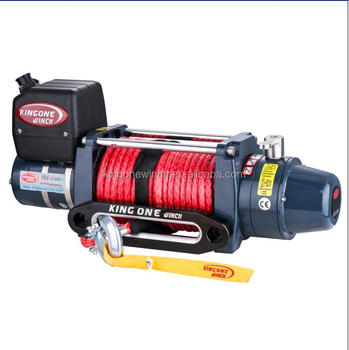 electric recovery TDS-12.0CSR high speed winch