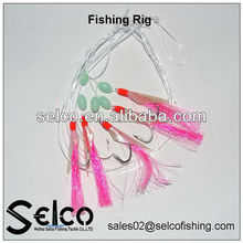 rainbow fishing sabiki rigs