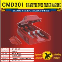 GOOD QUALITY CIGARETTE FILTER ROLLING MACHINE(THREE TUBE WITH PLASTIC MOUTH)