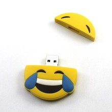 2018 Cute Emoji Memory Stick Pendrive U Disk USB Flash Drive 16GB