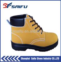 SF6081 safety shoes en 20345 s3, Hard Work safety shoes