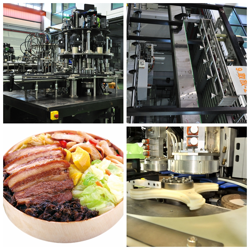Quick pasteurization equipment by microwave and induction heating