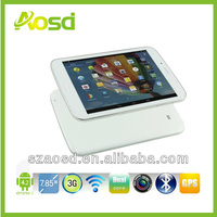 Mini 7.85 inch tablet pc android 4.2 dual core 3g sim talet pc S9800.