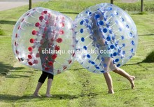 cheap human body inflatable bumper ball inflatable zorb soccer