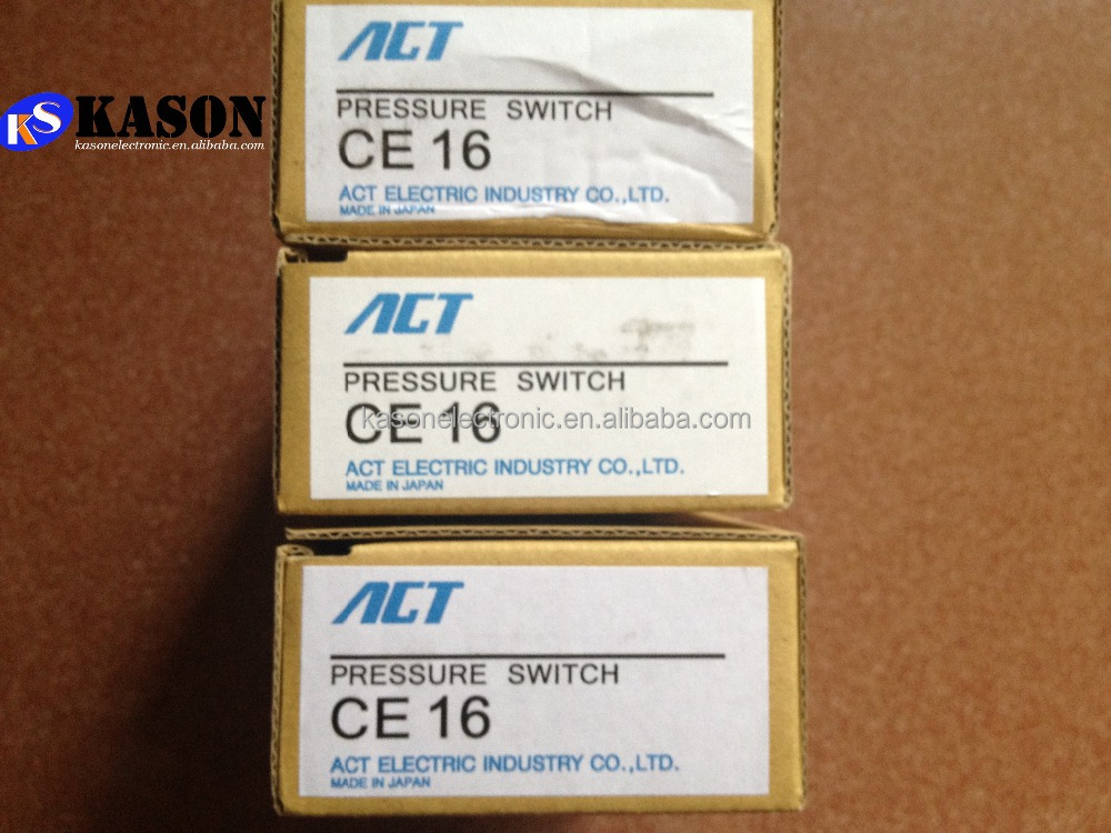 Pressure switch CE Series CE16 CE6 CE25 CE40 CE60 CE80