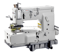 KANSAI MODEL BS-1412P 12 NEEDLE DOUBLE CHAIN STITCH SEWING MACHINERY, FLAT BED MULTI NEEDLE INDUSTRIAL SEWING MACHINE PRICE