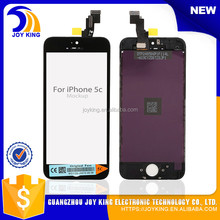 brand new for iphone 5c lcd with digitizer assembly, lcd assembly for iphone 5c, front touch screen assembly for iphone 5c