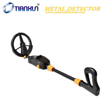 Hot in Amazon MD-1008B Children Learning Metal Detector Machine