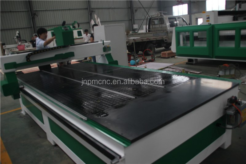 Jinan top brand  woodworking machinery for wood,acrylic,foam,MDF PM 1530 cnc router