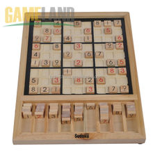 Kid's Wooden Sudoku Board Game