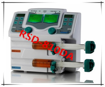 Best Quality Double Channel Syringe Pump