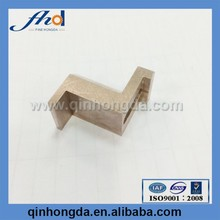 Linear actuator for recliner chair parts