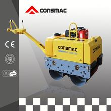Super Quality CONSMAC 12ton double drum road rollers with Top Performance for Sale