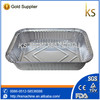 trays and dishes aluminum container