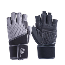 Eco-Friendly fitness gloves gel gym grips sports China Factory