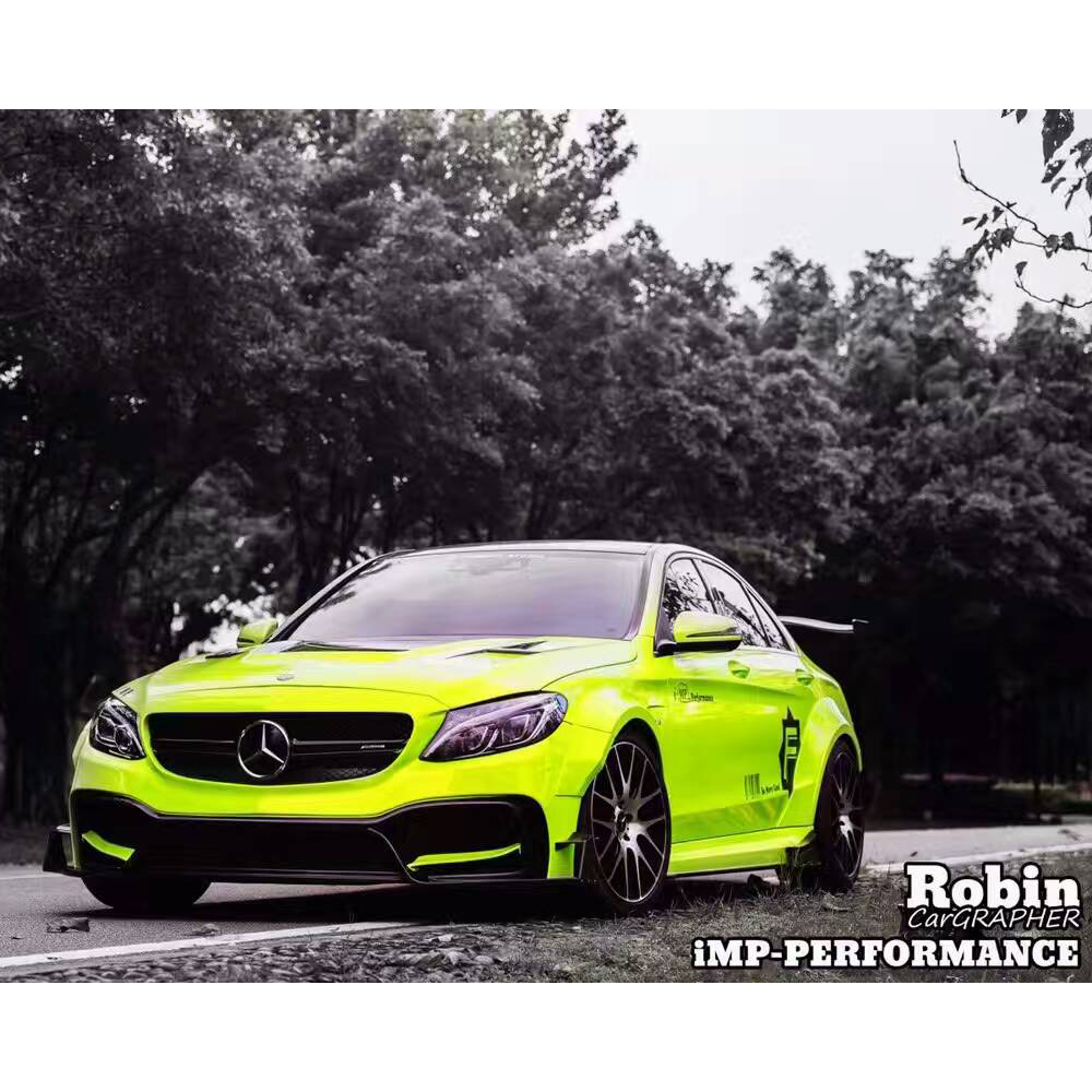 iMP-Performence Mercedes W205 C63 AMG wide body kit