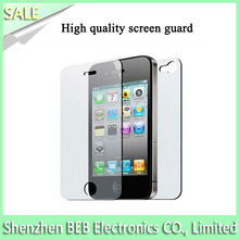 Best selling screen protectors for iphone4/4s has cheap factory price