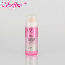 beauty custom fundation concealer bottle with wheel