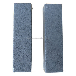 gray color lint remover pumice stone for sweater