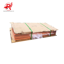 standard size 0.5mm thick copper roof sheet metal prices