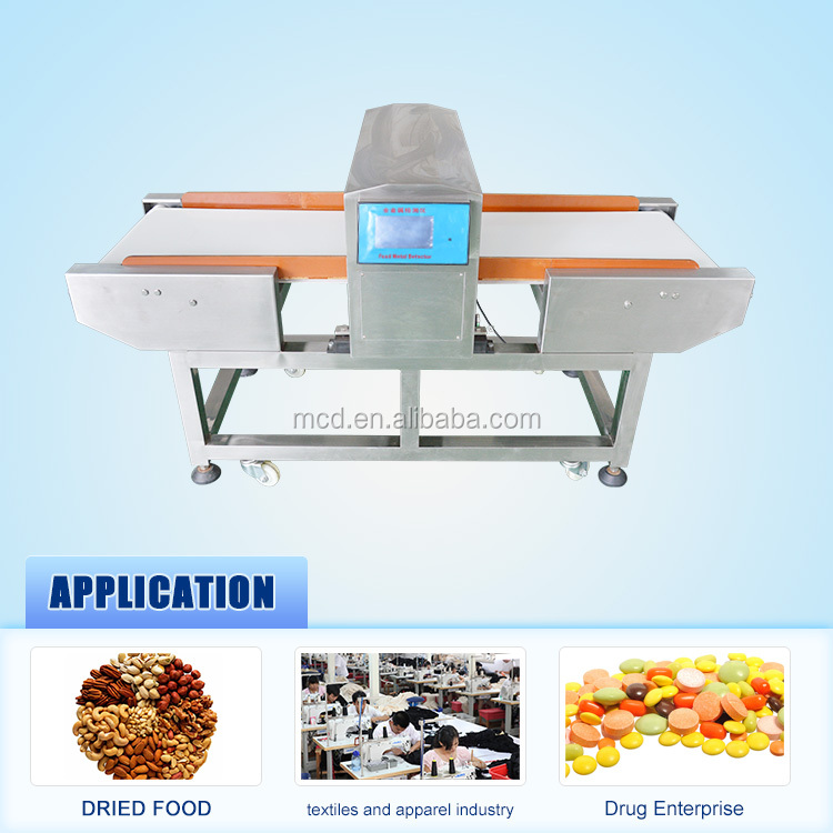 food health metal detector