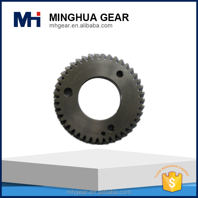 china made auto part agriculture machinery spur and helical gear wheel