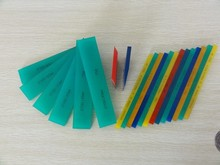 Screen printing mesh polyurethane squeegee Printing squeegee