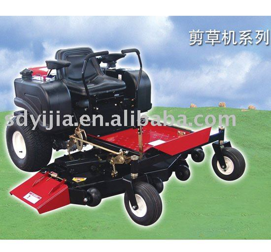 40 inch riding lawn mower