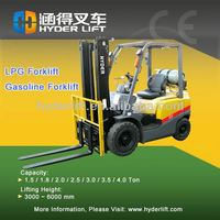 CHEAP Price Heavy Diesel used forklift reach truck