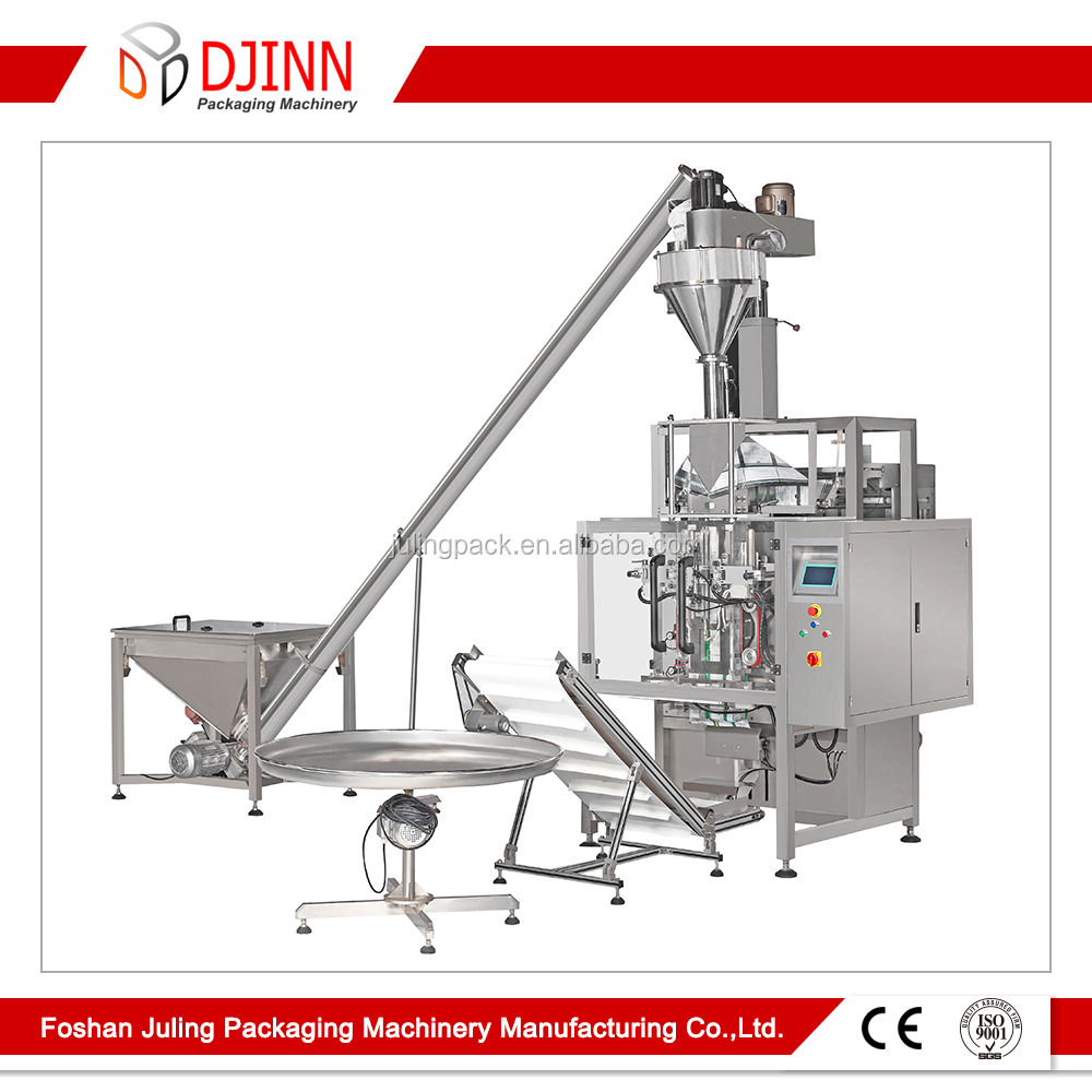 Wheat Flour Powder Packing Machine Automatically
