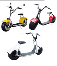 Green Transportation-Lithium Battery City Mobility Citycoco High Power Hydraulic disc brakes Electric Autobike/Citycoco