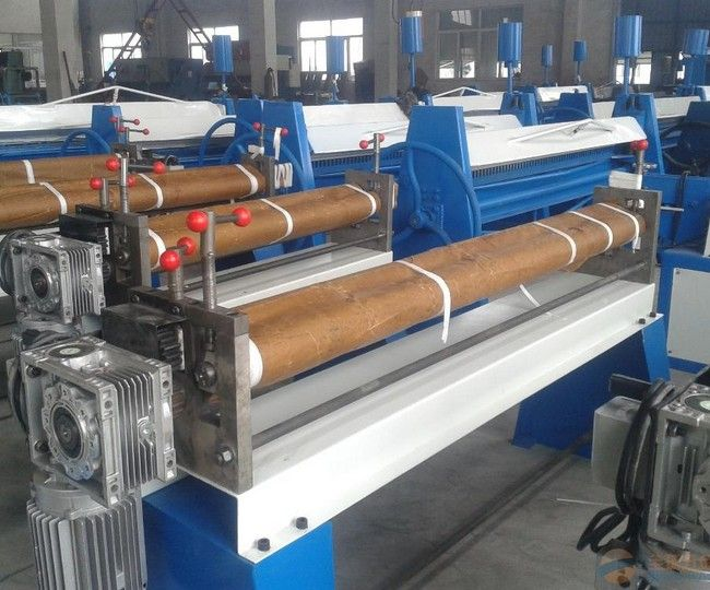China made with CE certificate electric rolling machine , small roll forming machine , automatic joint rolling machine