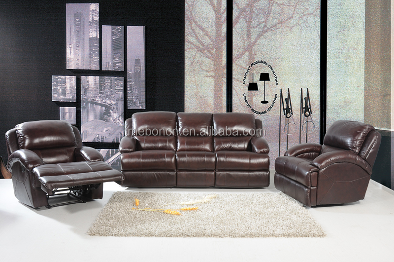 Hot selling luxury design nova leather sofa # 1205