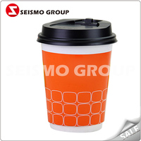 coffee and hot tea paper cup vending machine 12oz paper cup