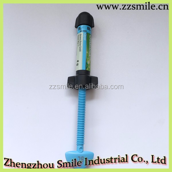 Dental Filling Meterial Heraeus Charisma Opal Universal Light Curing Hybrid Composite/-opaque Composite BL Shade