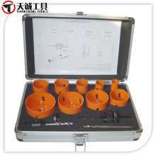 13PCS BI-METAL HOLE SAW SET