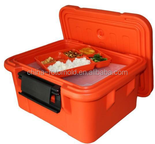 HOT sale 20L-120L roto molding seafood box mold