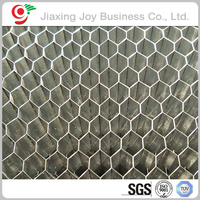 Hot sale PVDF Coated fireproof aluminum honeycomb core for door