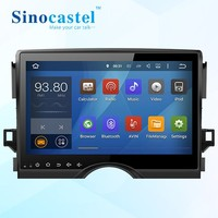 Android 5.1.1 2 din GPS Navigation system radio support reverse camera DVR Google play store bluetooth Car Stereo for Reiz car