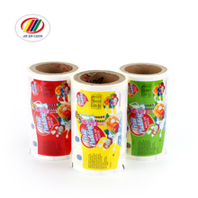 Alibaba Hot Products Plastic Packing Laminating Roll Film For Fruit Jelly Pudding