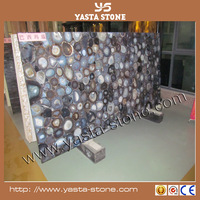 wholesale gemstone semiprecious natural agate stone slabs