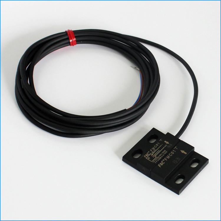 Reed pipe 5 120vdc proximity switch door magnetic sensor for 120 volt magnetic door switch