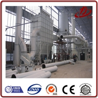 antistatic cleaning dust collector cyclone removal