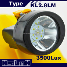KL2.8LM(B) 2.8ah LED miner helmet light