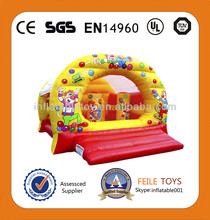 Customized design inflatable bouncer for kids