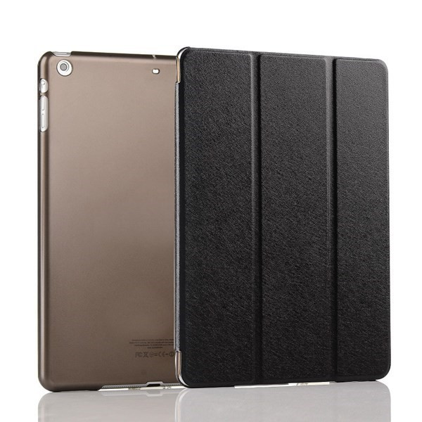 Luxury Smart Leather Case Cover for ipad 4 5 6 leather case
